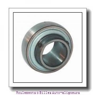 ISO 2300 roulements à billes auto-aligneurs