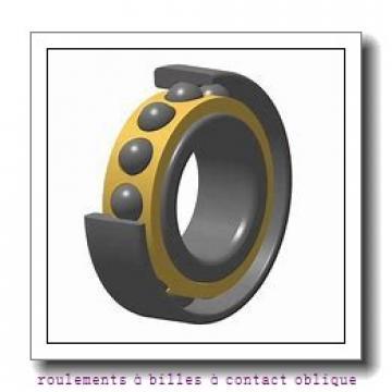 ISO Q240 roulements à billes à contact oblique