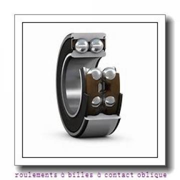 PFI PW30620038CS roulements à billes à contact oblique
