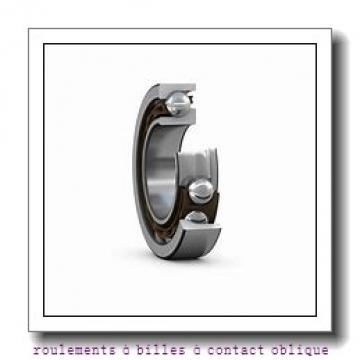 ISO 7240 CDF roulements à billes à contact oblique