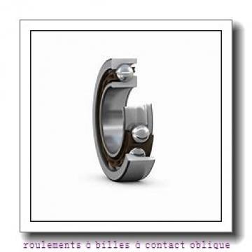 Toyana 7406 A roulements à billes à contact oblique