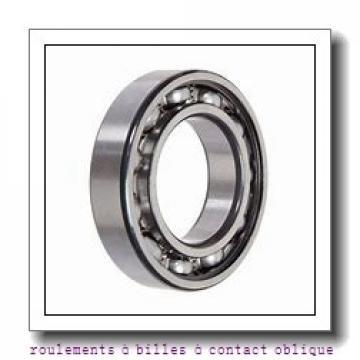 ISO 7321 C roulements à billes à contact oblique