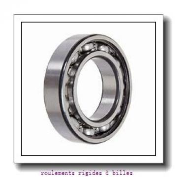 ISO 602 roulements rigides à billes