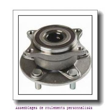 KOYO NTH-3258 roulements à rouleaux de poussée