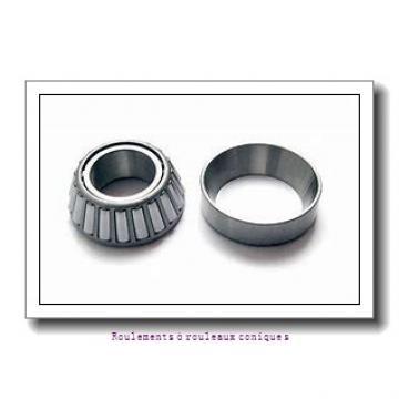 NACHI H-15123/H-15245 Roulements à rouleaux coniques