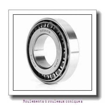 NKE 32018-X Roulements à rouleaux coniques