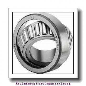 ISO 74550A/74850 Roulements à rouleaux coniques