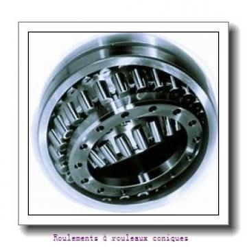NSK 6376/6320 Roulements à rouleaux coniques