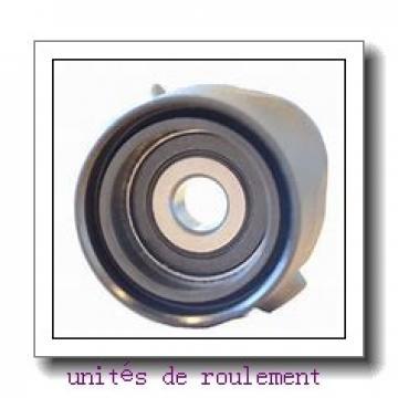 SNR EXT210 unités de roulement